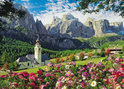 Dolomites Puzzel