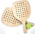 Beach Ball Set met Tennisbal