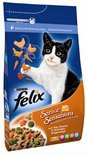 Felix Senior Sensations - Kattenvoer - 4 kg