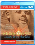 Mummies: Secrets Of The Pharaohs (IMAX) (3D Blu-ray)