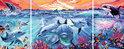 Schilderen Op Nummer - Kleurrijke Onderwaterwereld