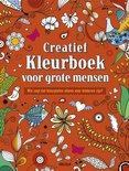 Creatief kleurboek voor grote mensen