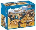 Playmobil Kanontransport met Paard en Kar - 5249