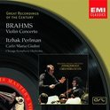 Brahms: Violin Concerto / Perlman, Giulini, Chicago SO