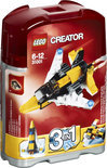 LEGO Creator Mini Vliegtuig - 31001