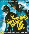 All Superheroes Must Die (Blu-ray)