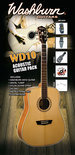 Washburn WD 10 N Home entertainment - Accessoires