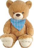 Vedes Grote Teddy met Sjaal