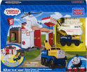 Mega Bloks Thomas de Trein Rescue Center