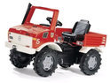 Rolly Toys Trapauto - Brandweerwagen