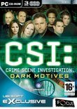 Csi: Crime Scene Investigaton 2: Dark Motives