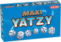 Maxi Yatzy with chips (Multi)