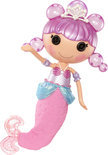 Lalaloopsy Bubbly Mermaid Ocean Seabreeze - Mode Pop