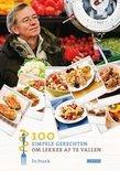 100 simpele gerechten om lekker af te vallen
