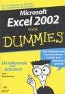Microsoft Excel 2002 voor Dummies