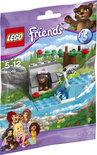 LEGO Friends De Rivier van Bruine Beer - 41046
