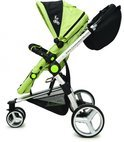 Ganga Kinderwagen Kids Tour Green