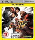 Street Fighter IV Platinum