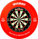 Winmau Dartbord Surround Ring - Rood