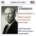 Anderson: Orchestral Music Vol. 1