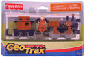 Geotrax 'Locomotief Cranks & Mr.Cross'