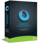 OmniPage Professional 18 - 1 Gebruiker / CD / Windows / Nederlands