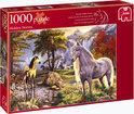 Jumbo Verborgen Paarden - Puzzel - 1000 stukjes