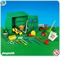 Playmobil Opberghok met Tuinmateriaal - 7490