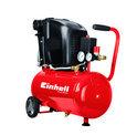 Einhell TE-AC 230/24 Compressor - Max. 8 bar - 24 liter tankinhoud