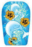 Dolfijnen Bodyboard