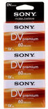 Sony 3DVM60PR-BT Mini DV Premium Tape
