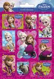 Frozen Funny Stickers A6