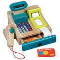 Santoys Kassa met calculator + scanner