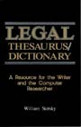 West's Legal Thesaurus/Dictionary