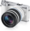 Samsung NX300 + 18-55mm - Systeemcamera - Wit