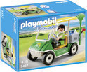 Playmobil Camping Dienstvoertuig - 5437