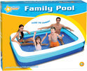 Family Pool 260x17x48 cm