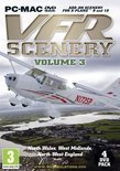 VFR Scenery, Volume 3: North Wales, West Midlands and North-West England (Add-On for X-Plane 9 and 10) (DVD-Rom)