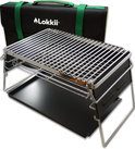 Lokkii Grill Home & Away Houtskoolbarbecue