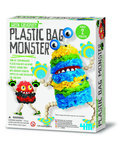 4M Green Creativity - Plastic Zak Monster