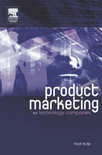 Product Marketing for Technology Companies