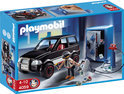 Playmobil Brandkastkraker Met Vluchtauto - 4059