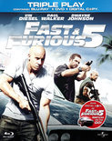 Fast & Furious 5 (Steelbook) (Blu-ray+Dvd Combopack)