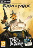 Sam & Max, The Devils Playhouse (Limited Edition) (DVD-Rom)