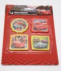 Disney Gummen cars per 4 stuks