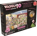Wasgij Destiny 1 The Best Days Of Our Lives 2 in 1  - Puzzel - 1000 stukjes