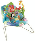 Fisher-Price Discover 'n Grow Activity Wipstoeltje met geluid