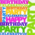 IHR Birthday Party Servetten - 16.5 x 16.5 cm -16.5 x 16.5 cm