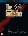 The Godfather Trilogy (The Coppola Collection) (Blu-ray)