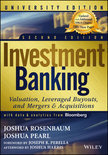 Investment Banking + Website